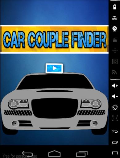 Car Couple Finder Puzzle