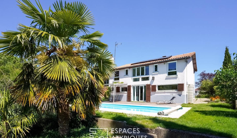 Maison avec piscine et terrasse Poissy
