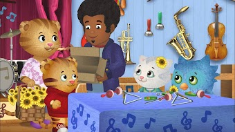 Daniel Tiger's Neighborhood - Neighbor Day