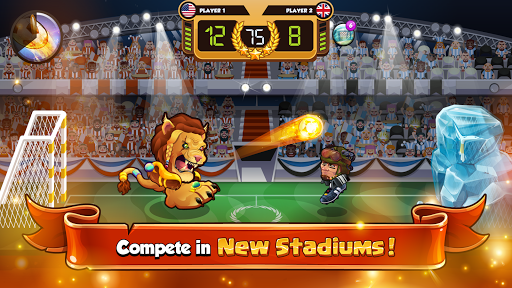 Head Ball 2 1.56 screenshots 3