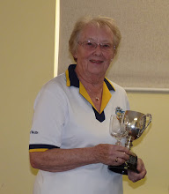 Photo: Ann Armstrong Ladies Singles runners up