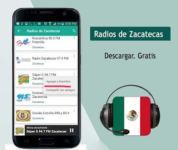 Radios of Zacatecas 1.0.4 Unlocked MOD APK Android 3