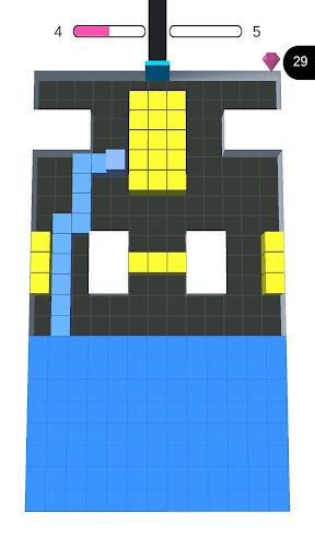Color Blocks Fill u2013 3D Sayisfying Games u2013 puzzle 1.9.2 screenshots 5
