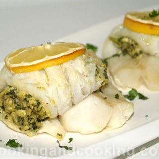 Baked Stuffed Fish Fillet Recipes.
