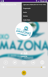 Baixo Amazonas FM for PC-Windows 7,8,10 and Mac apk screenshot 2
