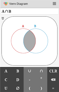 Venn diagram apps on google play screenshot image ccuart Choice Image