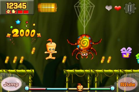 iRunner screenshot 4