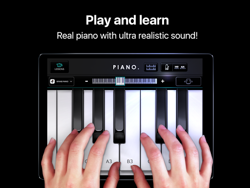 Piano - music games to play & learn songs for free 1.11.01 screenshots 7