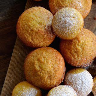 Orange Cake Muffins Recipes