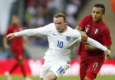 """Rooney: """"Notre but est de gagner la Coupe du monde"""""""