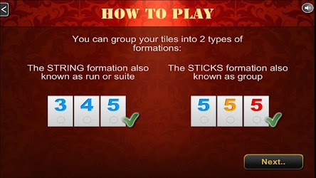 Rummy 45 – Remi Etalat APK Download – Free Card GAME for Android 7