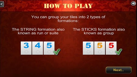 Rummy 45 - Remi Etalat APK screenshot thumbnail 8