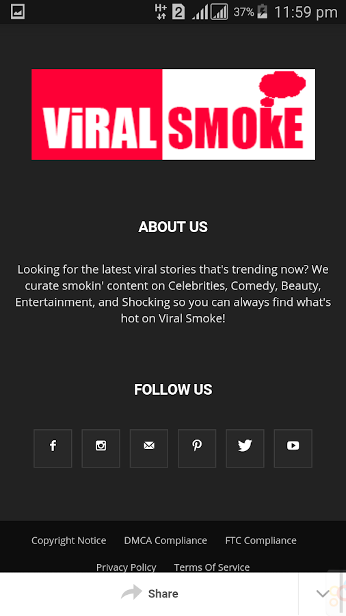 Viral Smoke- screenshot