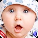 Baby Sounds Ringtones 👶🔊 icon