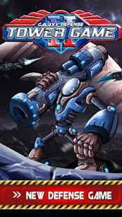 Galaxy Defense 2 (Tower Defense Games) Screenshot
