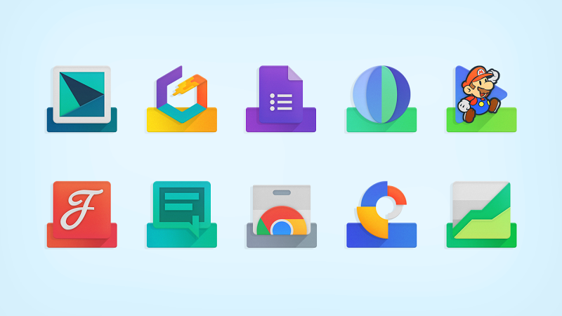 ELEV8 Icon Pack Screenshot 6