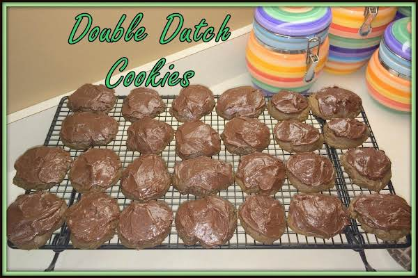 Double Dutch Cookies Recipe