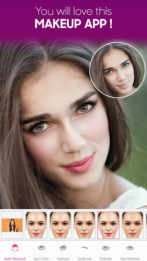 Beauty Makeup, Selfie Camera Effects, Photo Editor 1.6.3 screenshots 6