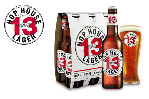 Bild für Cashback-Angebot: Hop House 13 Lager Sixpack - Radeberger