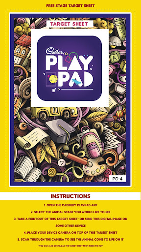 Cadbury PlayPad 1.976 screenshots 3
