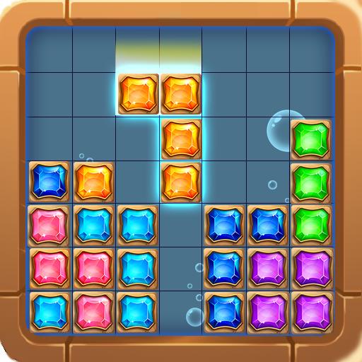 Block Puzzle Oecan Jewels