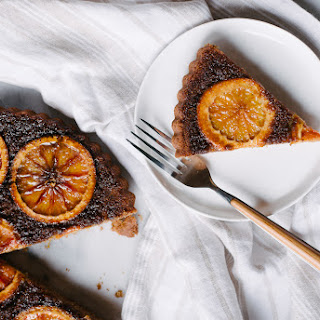 Gluten Free Olive Oil and Blood Orange Cake