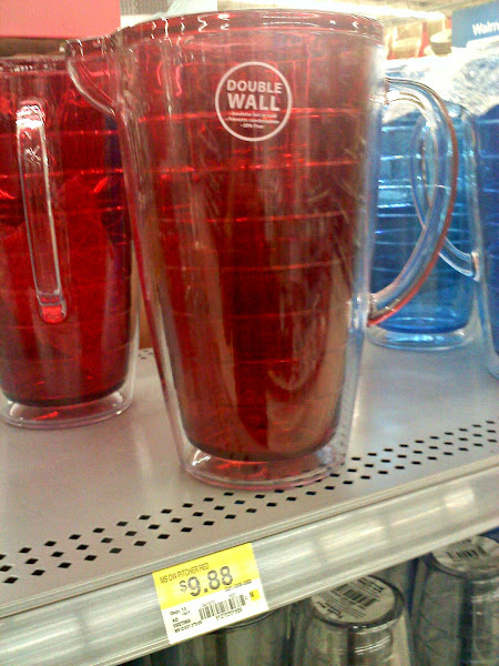 Photo: I really like this pitcher, a little pricey but maybe once summer is almost over I can buy it cheaper.