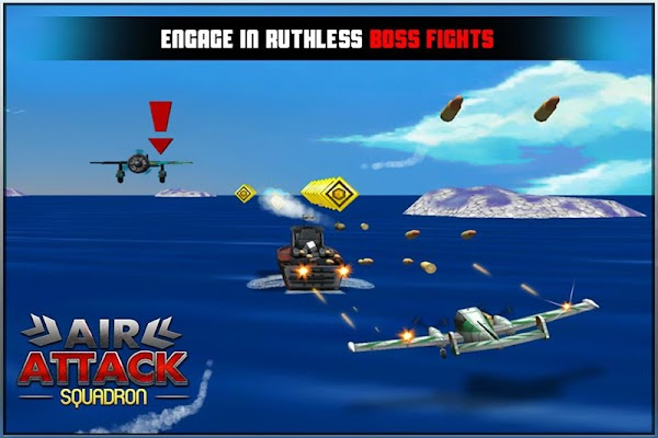 Air Attack Squadron -Air Fight - screenshot