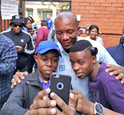 Voting is an expression of what is possible, it lets us imagine a better tomorrow : Mmusi Maimane.