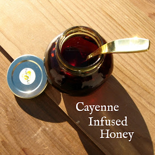 Infused Honey Recipes