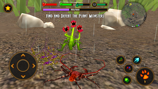 Life of Phrynus - Whip Spider screenshot 13