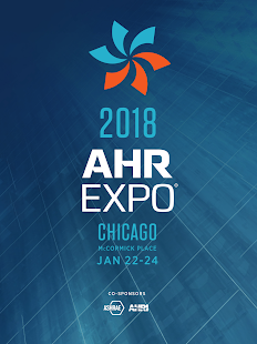 2018 AHR Expo- screenshot thumbnail