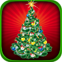 Christmas Tree, Snowman & Stocking Maker Xmas Game icon