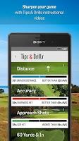Screenshot of Golfshot: Golf GPS + Tee Times