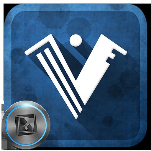 Vintage TSF Shell Theme 個人化 App LOGO-APP試玩