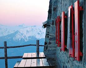 Photo: European Alps