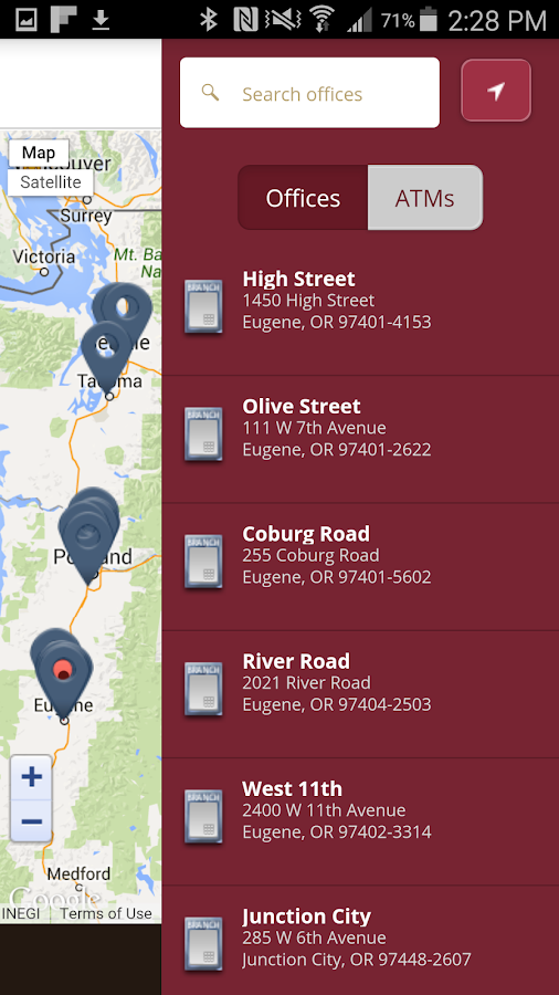 PCB Mobile Banking- screenshot