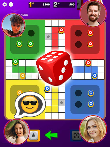 Ludo Club King : Free Multiplayer Dice Game android2mod screenshots 9