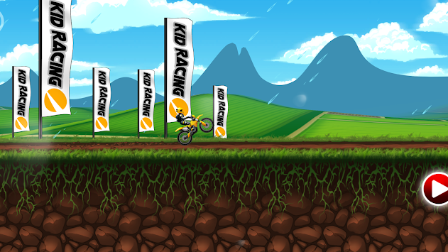 Zabava Kid Racing - Motocross APK screenshot thumbnail 15