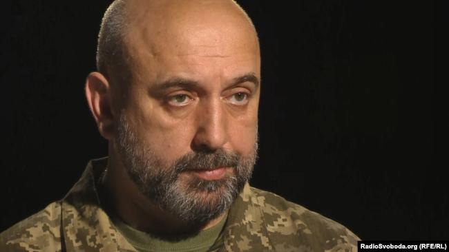 Сергій Кривонос, заступник секретаря РНБО