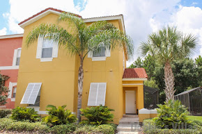 Kissimmee holiday home, near Disney, gated community, south-facing private pool, conservation view