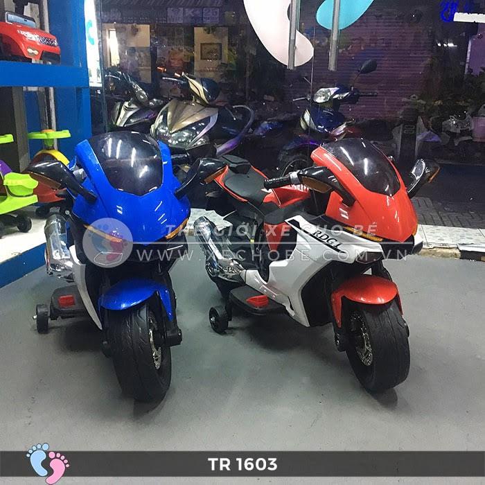 Xe moto điện thể thao Yamaha TR1603 7