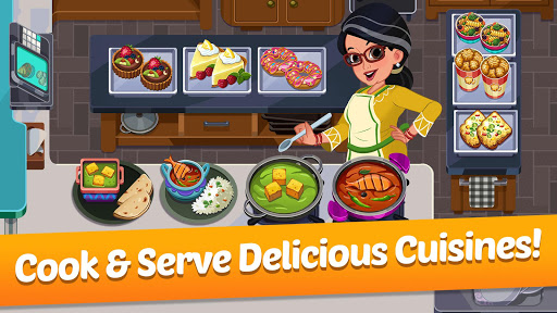 Chef Sanjeev Kapoor's Cooking Empire 1.0.5 screenshots 3