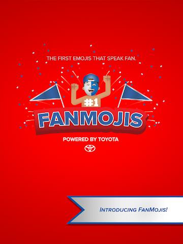 android FanMojis Screenshot 3