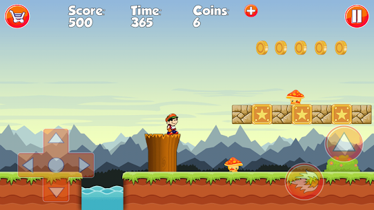 Nob's World – Jungle Adventure App Download For Android and iPhone 2