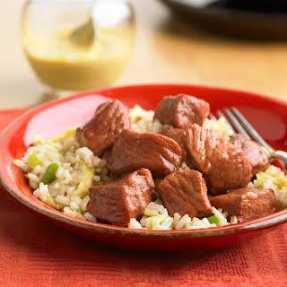 Chinese BBQ Pork.