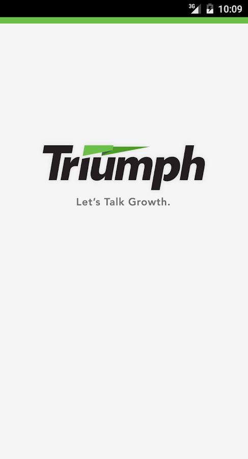 Triumph Mobile Banking- screenshot