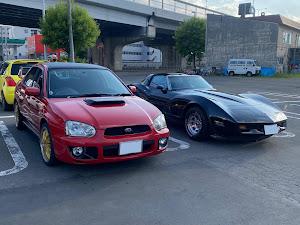インプレッサ WRX GDA GDA-E型 15年車のカスタム事例画像 iykrmar@EJ20、E51保存会 北海道さんの2021年06月06日21:33の投稿