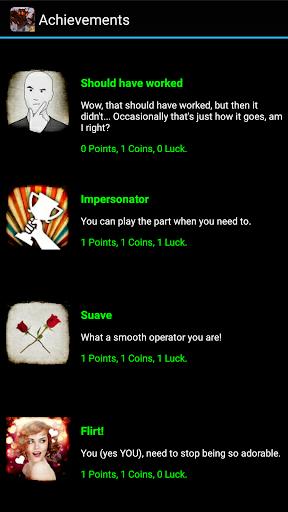 Rogue's Choice: Choices Game RPG apktram screenshots 5
