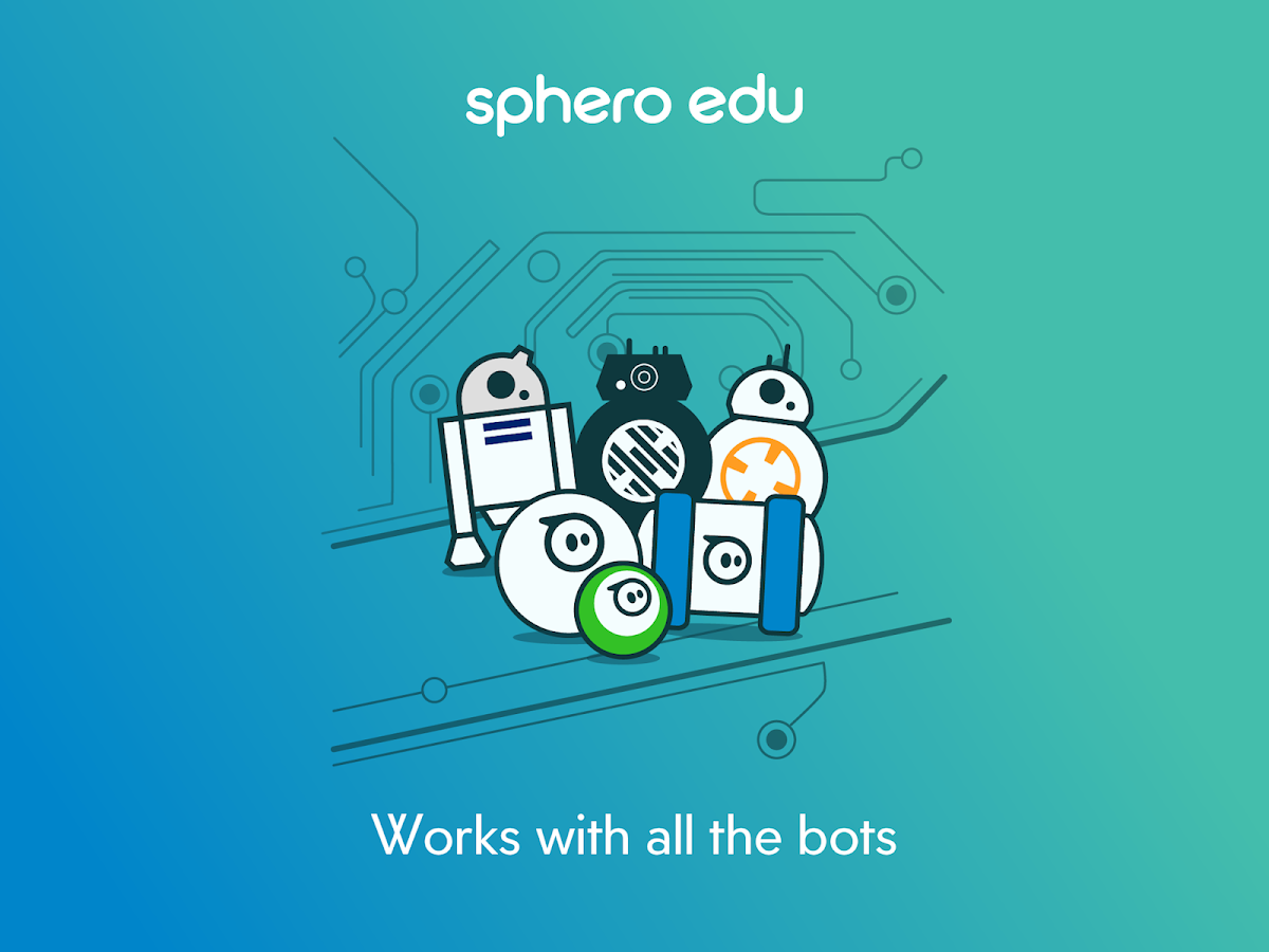 Sphero Edu - Coding for Sphero Robots – zrzut ekranu